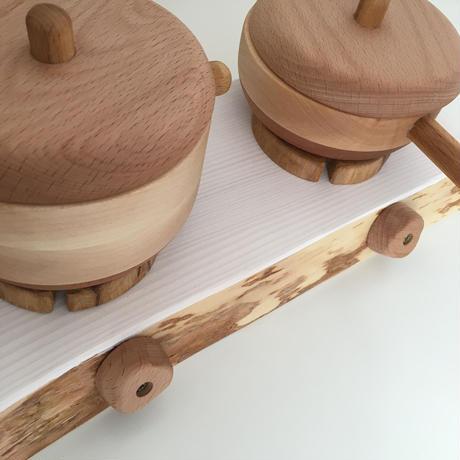 【tateplota】stove set