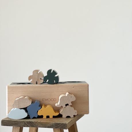 Midas Puzzle Box - Dino mix