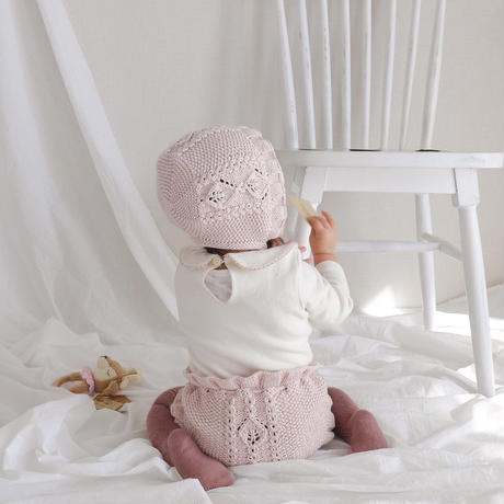 【babytoly】rococo bonnet