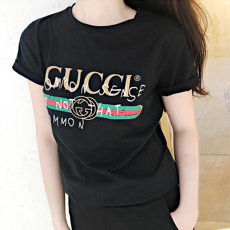 セール 人気商品 グッチ/ gucciTシャツ 高品質 男女兼用