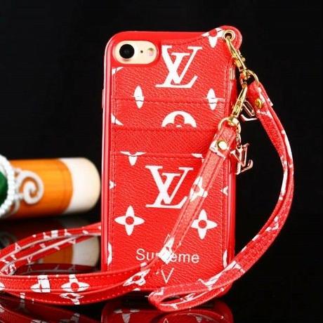 美品 LOUIS VUITTON/ルイヴィトン 「iphone」本革手帳型   カバー モバイルケース 男女兼用
