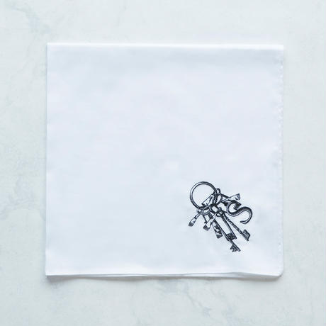 S - Key chain