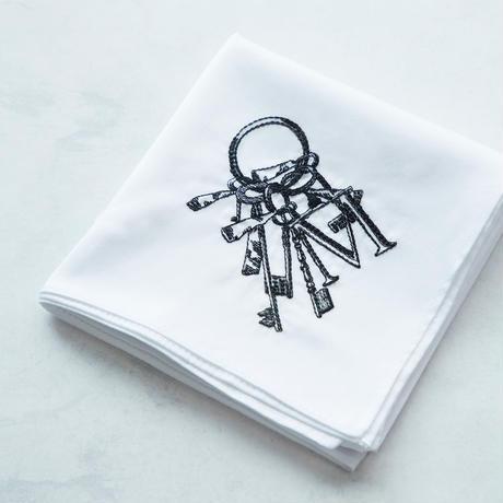 M - Key chain