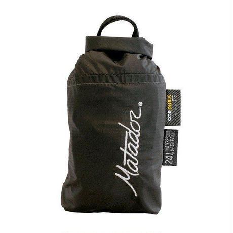 Matador マタドール アドバンスドシリーズ Freerain24 ver2.0 完全防水 24L バックパック 超軽量 コンパクト リュック