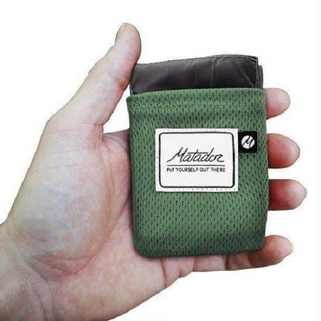 Matador マタドール 超コンパクト 撥水加工 ポケットブランケット Pocket Blanket Ver.2.0 レジャーシート
