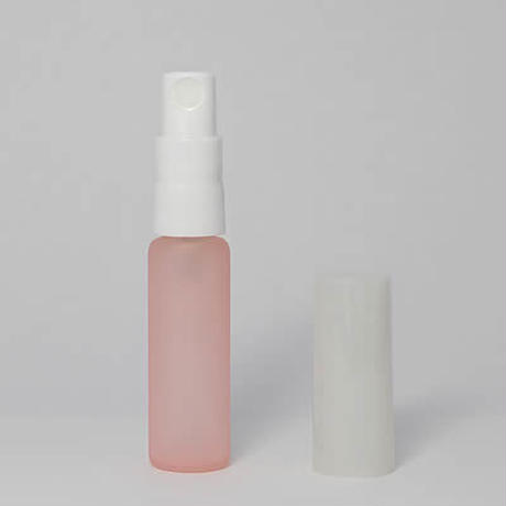 日本製 消毒用エタノールにも対応!4mlペールトーンアトマイザー(ガラス製ボトル使用)4色入りと1mlスポイト4本のセット