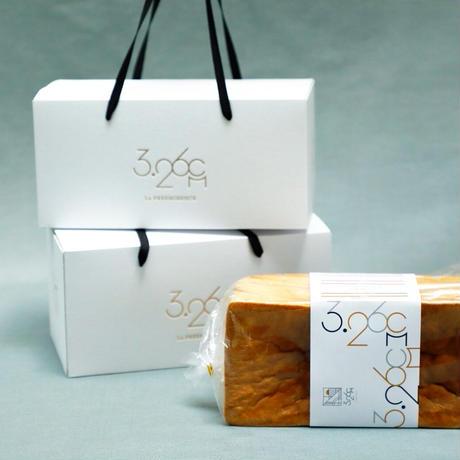 【金沢限定・店頭渡し】無添加生食パン3.26cm【ギフトボックス付き】