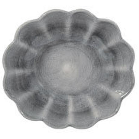オイスターボウル(楕円深皿)18×16cm