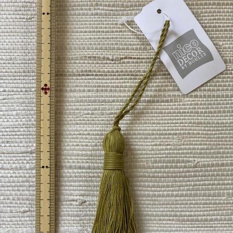 Houles MASAI Key Tassel (khaki)