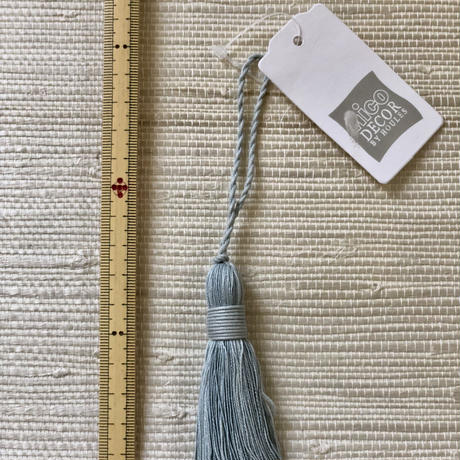 Houles MASAI Key tassel (light blue)