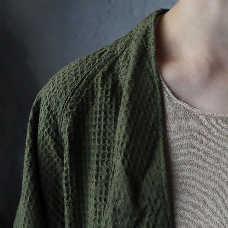 dead stock hospital gown (olive)