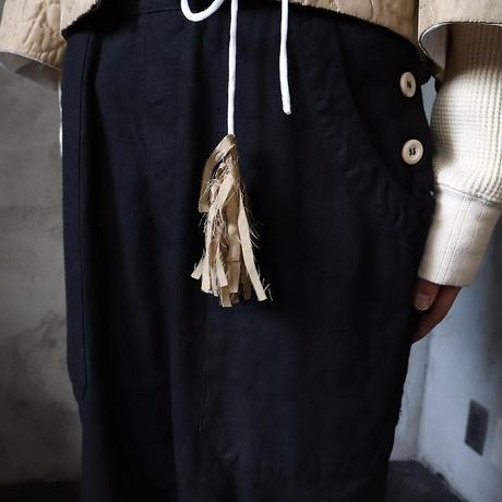 TOWAVASE silk quilt jacket (beige)