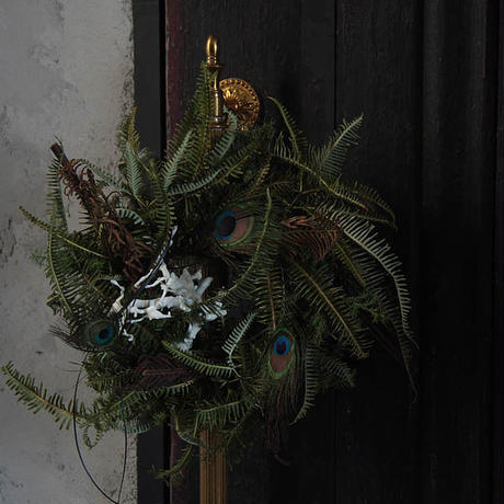 wreath (winter 2018)