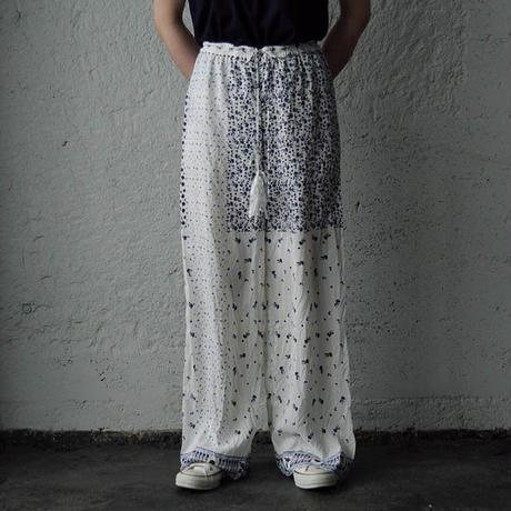 TOWAVASE ceramic blue pants