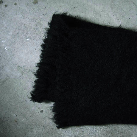 LOCALLY  mohair shaggy stole
