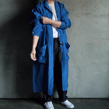 TOWAVASE Atelier coat Blue