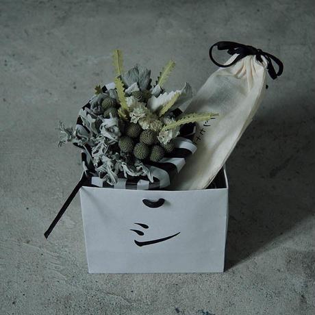 Shi-shi shichijyuniko X nii-B gift set