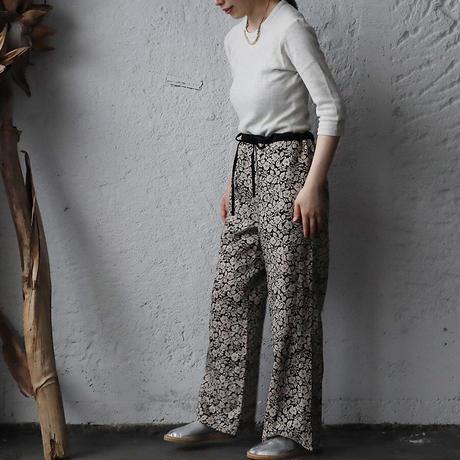 R&D.M.Co- wild berry string pants