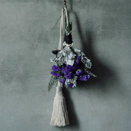Mother'sDay tassel swag (purple)
