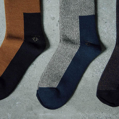 MARCOMONDE socks earth