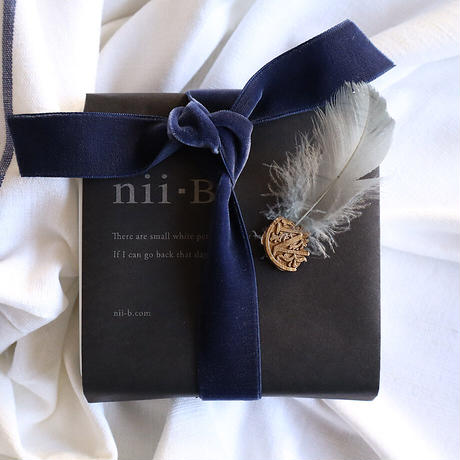 Le Vanillier x nii-B Valentine's gift set  2021 (2/9以降お届け)