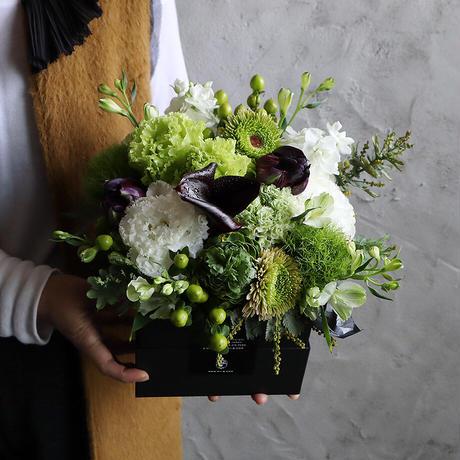 season flower arrangement (size M)