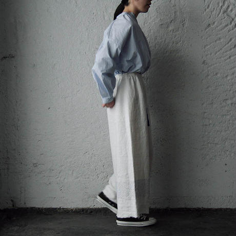 TOWAVASE Sashiko pants