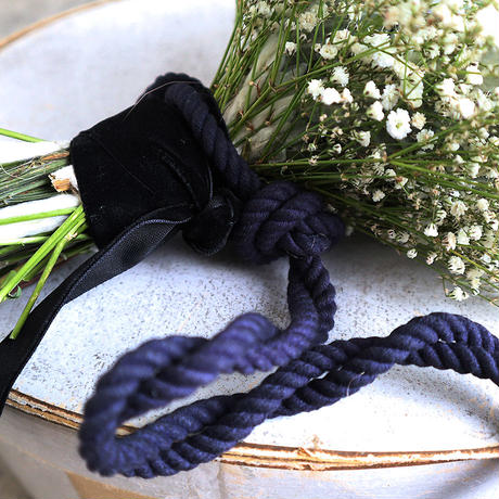 Mother'sDay 2020 tassel swag  (navy)