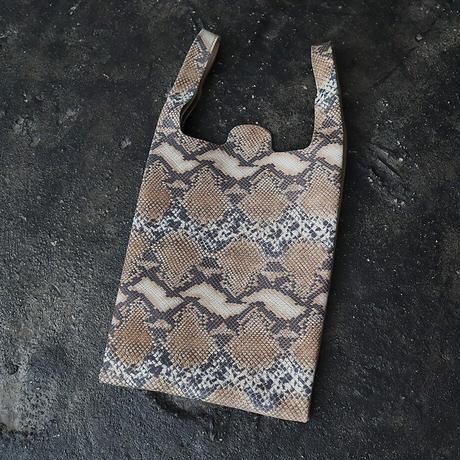 chiihao conveni bag (s) python x greige