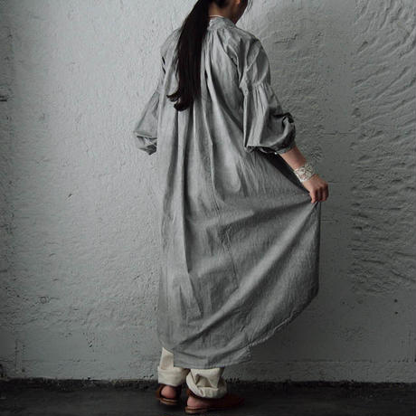 Tabrik cotton gather robe