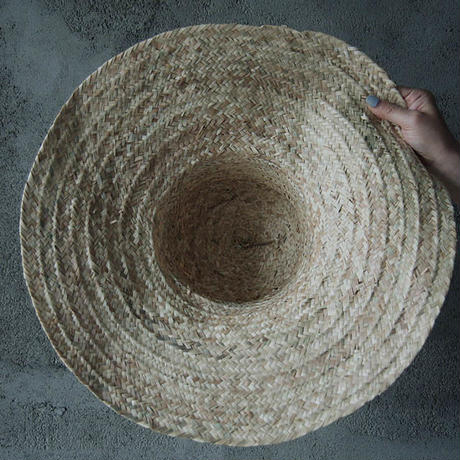 paint straw Hat (C)