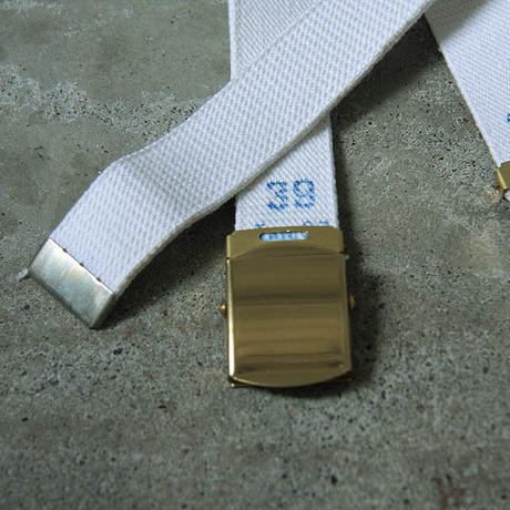 france dead stock canvas belt