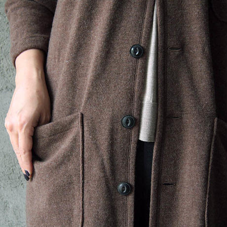 COMMONO reproducts wool lobe brown