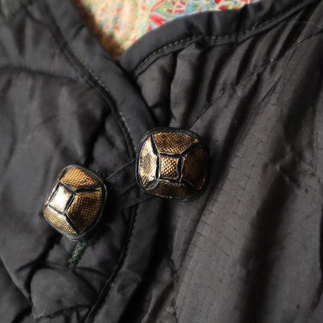 NOTA vintage quilting jacket (sleeve:gold)