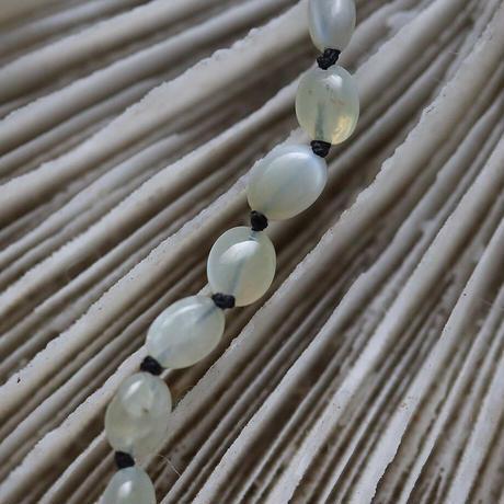 MAISON RUBUS. glint necklace