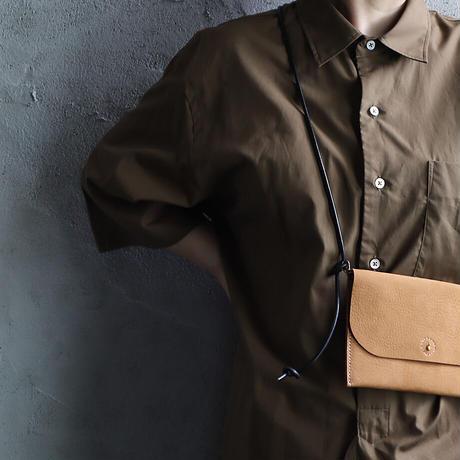 chiihao x nii-B poche option leather cord