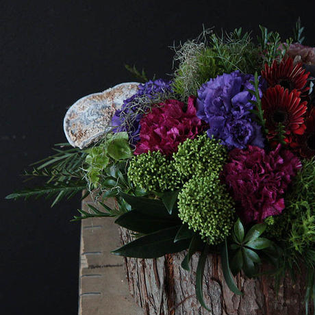 Mother'sDay 2019 flower arrangement(L)