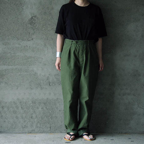 """sweden utility pants """"used"""""""