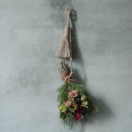 tassel swag  (wild flower)