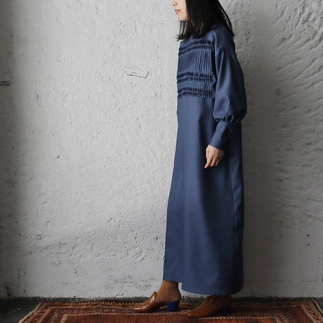 NOTA dress Emilie (blue)