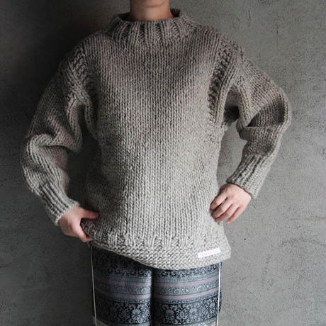 TOWAVASE fisher woman's pullover