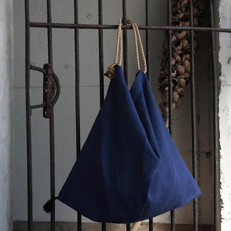 Tabrik rope bag (brown or blue)