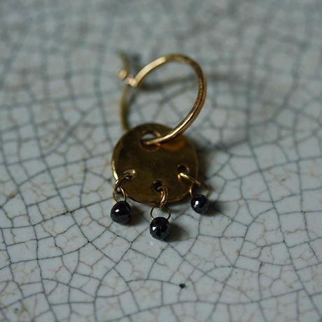 COVO D'ORO charm + pierce (one ear)
