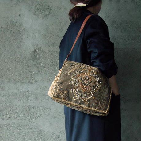 wild rose hips  chenille bag