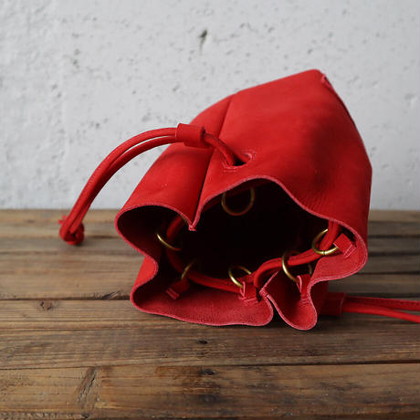 chiihao squeeze bag (S)  red