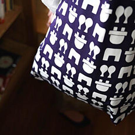 トートバッグ 飯炊き紋