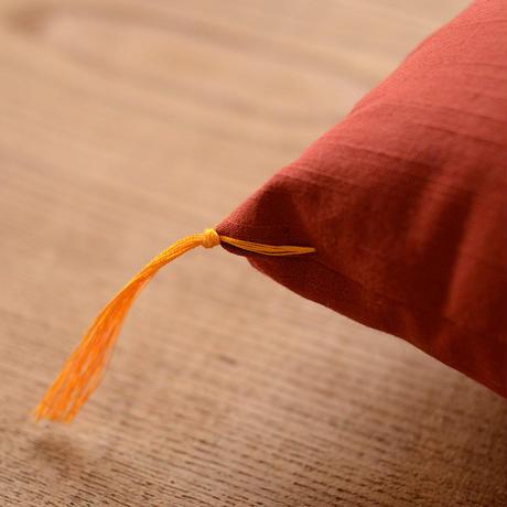 型染め本縫い小座布団 子
