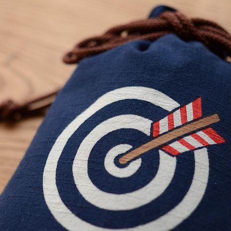 合財袋 的矢