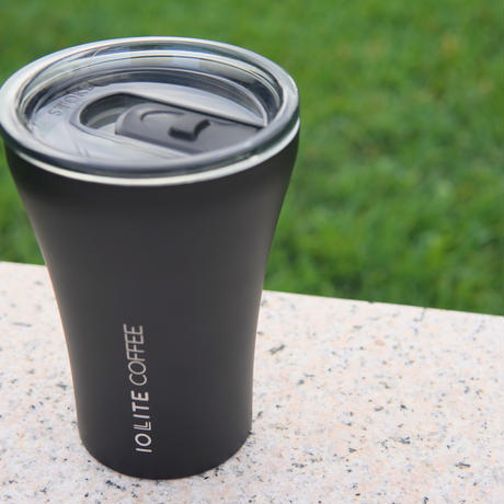 """8oz 約240ml"" IOLITE COFFEE ROASTERS オリジナル STTOKE タンブラー"