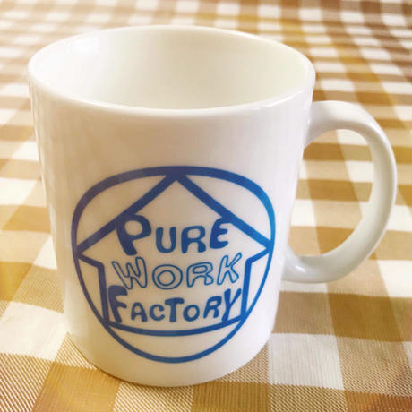 PURE WORK FACTORY オリジナルマグカップ